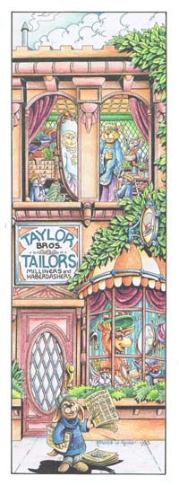 Taylor Brothers Tailors