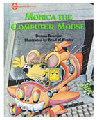 Monica the Computer Mouse